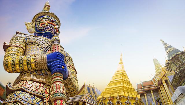 Jednodniowa wycieczka po Bangkoku