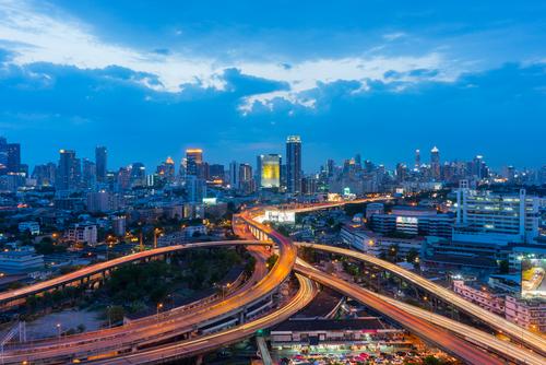 Nocna wycieczka po Bangkoku