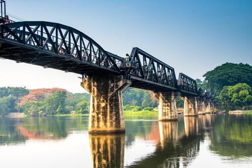 Most na rzece Kwai