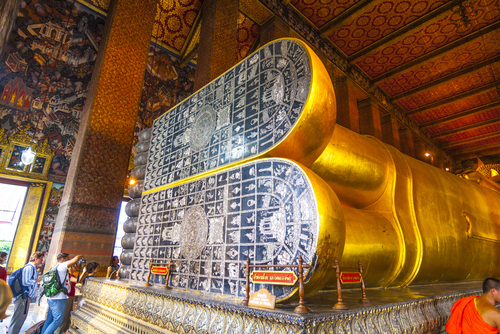 Stopy Buddy Wat Pho Bangkok