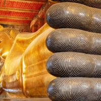 Wat Pho to nie tylko Leżący Budda