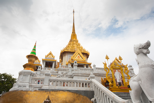 Wat Traimit Świątyna Złotego Buddy Bangkok - miejce rozpoczęcia Wycieczki po Bangkoku