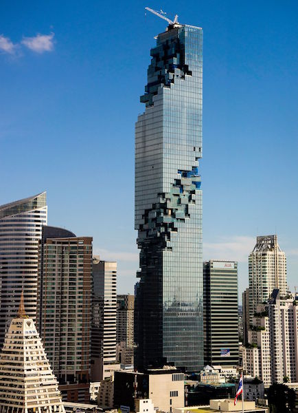 Najwyższy budynek w Bangkoku