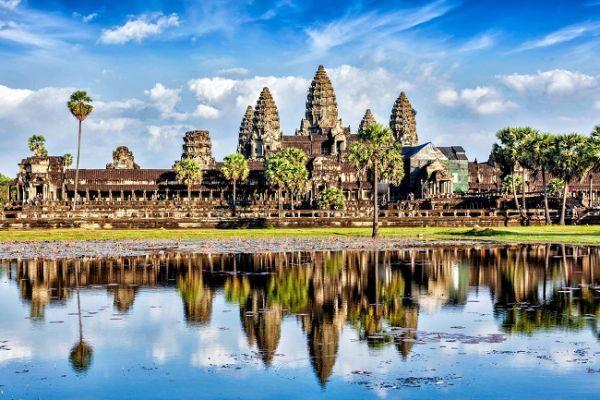 Angkor Wat - Drugi dzień wycieczki do Kambodży