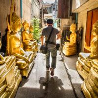 Bangkok atrakcje