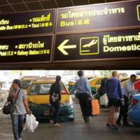 Jak dojechać do centrum Bangkoku z lotniska Don Muang